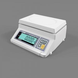 3d модель весов электронных cas sw_1