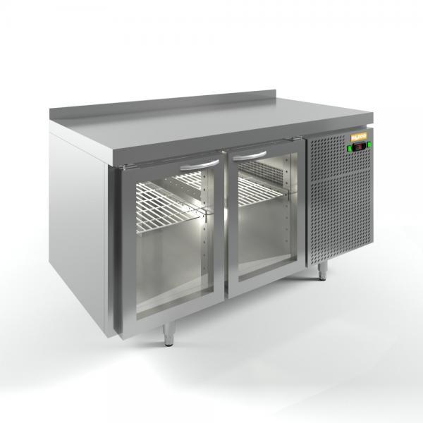 3d модель столов охлаждаемых HiCold GNG 11 HT