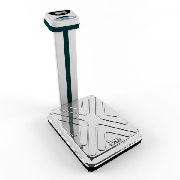 3d модель весов напольных cas dl