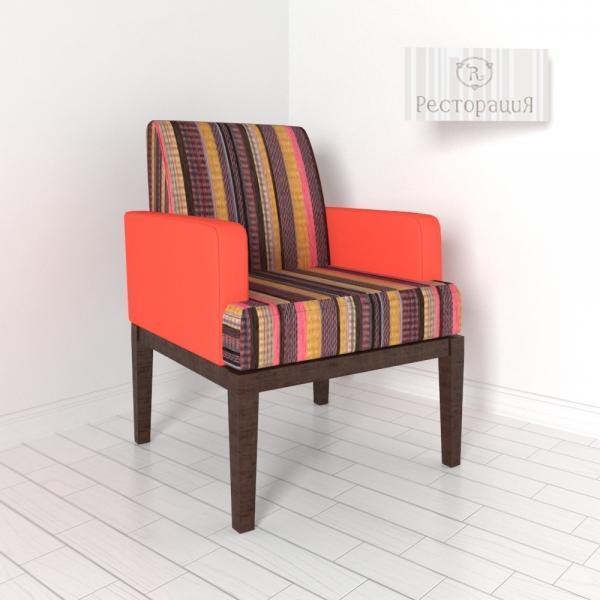 3d модель кресла Агра Ресторация