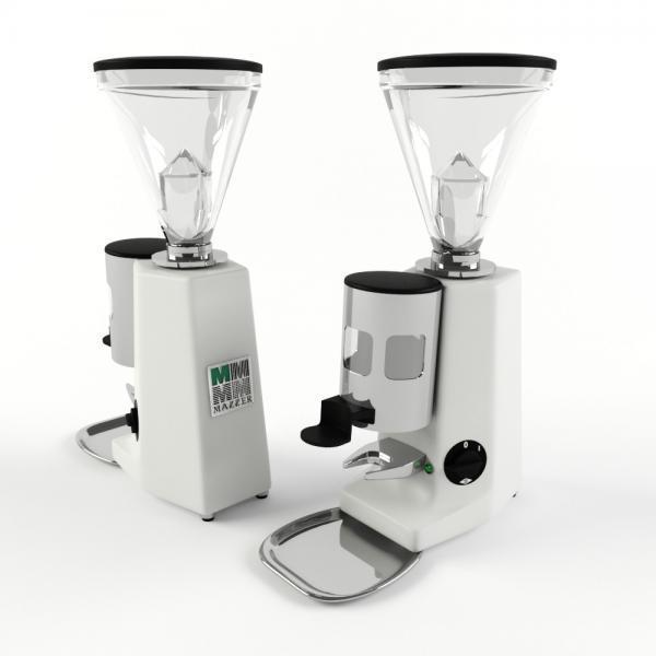 3d модель кофемолки Mazzer Luigi Super Jolly Man