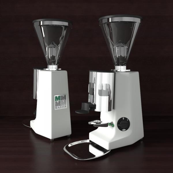3d модель кофемолки Mazzer Luigi Super Jolly Man_1
