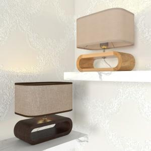 3d модель настольной лампы Lussole Nulvi LSF