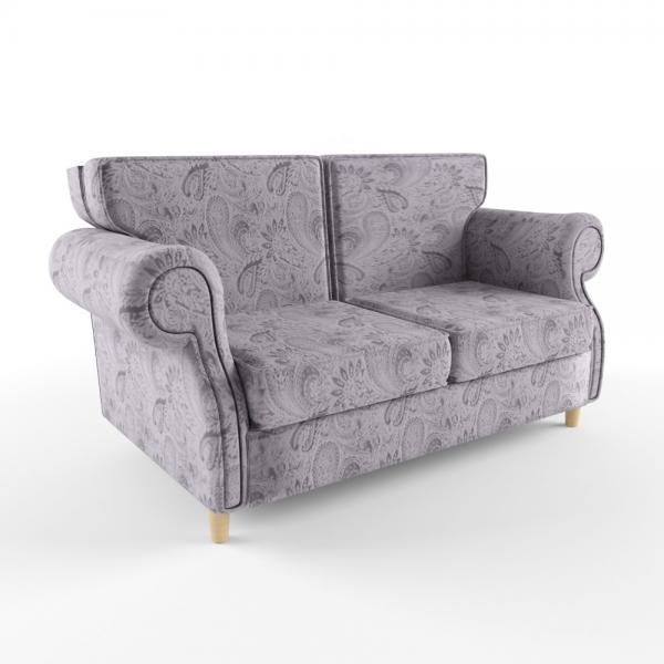 3d модель дивана Бурже Ресторация_1