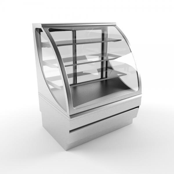 3d модель витрины Вена 1