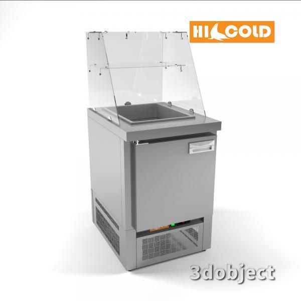 3d модель_hicold_1GN_3dobject