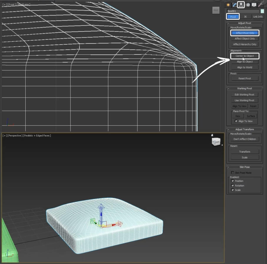 3d моделирование подушки в 3ds max и в Marvelous Designer