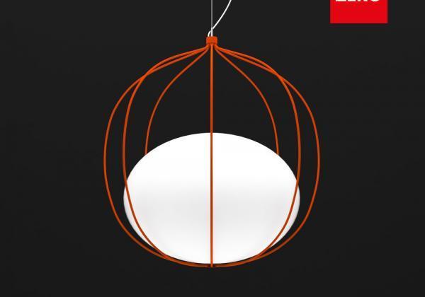 Zero Hoop lamp_orange_3dobj_