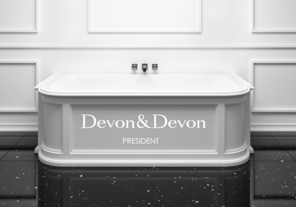 bath president devon&devon_grid_3dobject