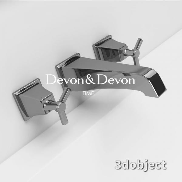 bath time devon&devon_3dobject