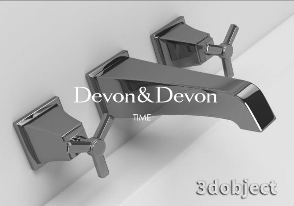 bath time devon&devon__3dobject