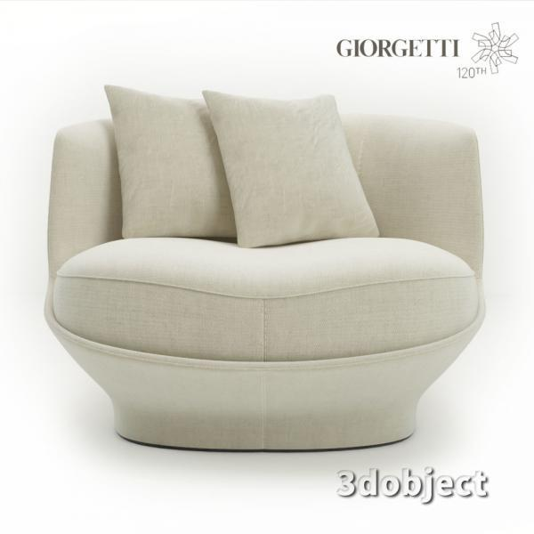 Giorgetti all around_3dobject