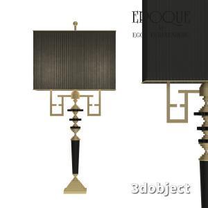 3d модель настольной лампы Epoque Aurora 254