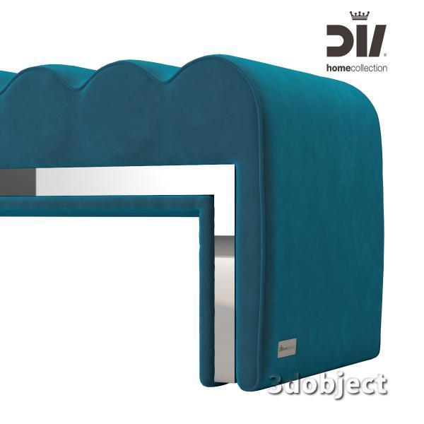 3d модель прикроватной скамьи DV home Envy