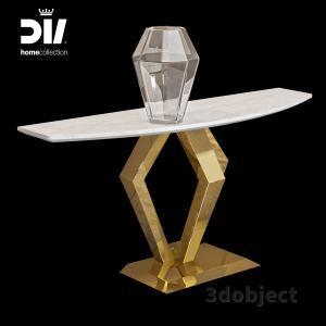 3d модель консоли DV home Ritz