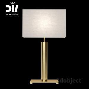 3d модель настольной лампы DV home Windsor