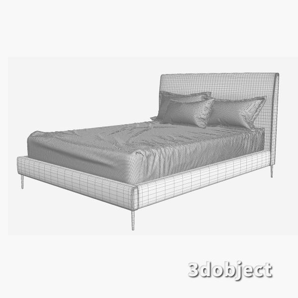 3d модель кровати -15861-KAILOR-QUEEN-BED-PRM_grid