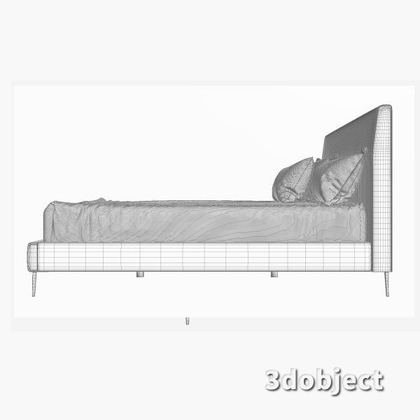 3d модель кровати -15861-KAILOR-QUEEN-BED-SID_grid