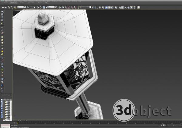 Моделирование для начинающих. Программа 3D MAX