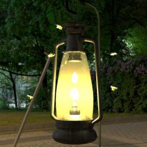 3d модель керосиновой лампы