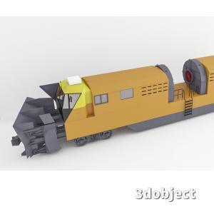 3d модель машины ПОМ и СДПМ_1